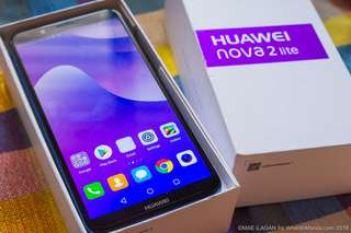 Huawei nova 2 lite rush