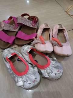 Cotton On flats bundle