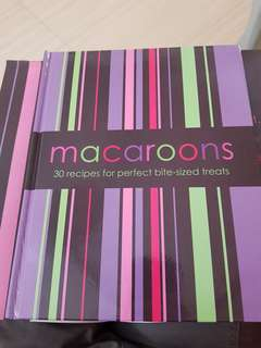 Macaroons 30 recipes