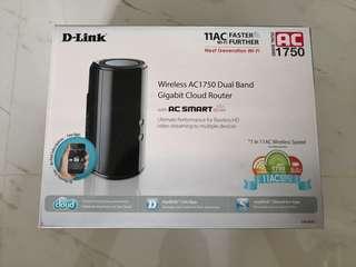 D-Link DIR-868L - Dual Band AC1750 Gigabit Cloud Router