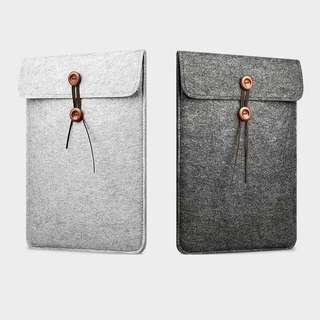 Wool Laptop Bag