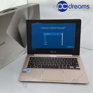 ASUS ZENBOOK UX410UA - GV349T [FACTORY REFRESHED] [PC Dreams Outlet]