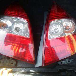 Back lamp ori