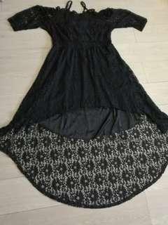 D&D dress rental 5xl, big size
