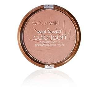 Wet n Wild Color Icon Bronzer SPF15