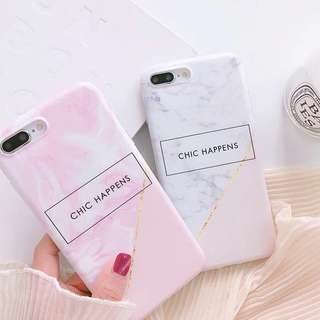 [PO] Marble Iphone Case #1