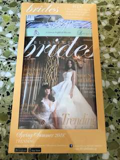 Blissful Brides Magazine for weddings