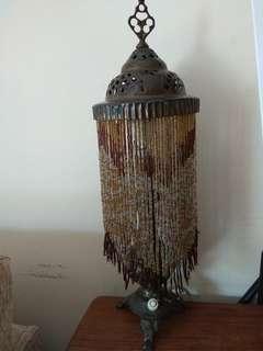 古董 檯燈