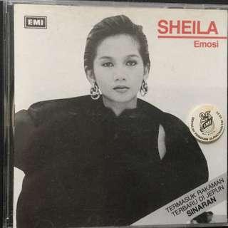 Sheila Majid Emosi