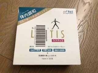 Lactic 日本乳酸菌生成萃取物 (10mlx30個)含店到店運