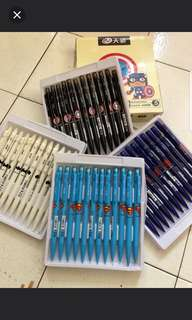 [NEW] Super Hero Mechanical Pencils - BUY 10 FREE 1 :D