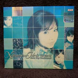 Noraniza Idris - Ratu Pop Tradisional (audio cd)