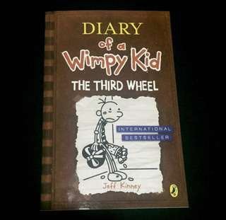 Diary of a Wimpy Kid, The Third Wheel