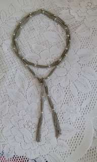 Tasselled Long chain
