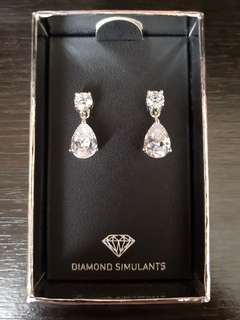 Lovisa Diamond Simulants Earrings