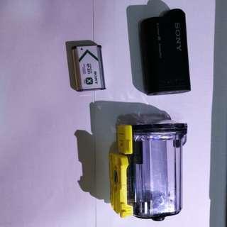 Sony act camera