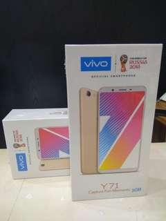 Bisa Kredit VIVO Y71 [32GB/3GB] Tanpa Kartu Kredit