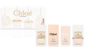 Chloe 香水套組