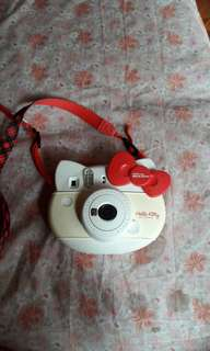 Instax Mini HELLO KITTY (open for swap)