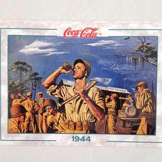 1994 Coca Cola Series 2 Base Card #177 -  G. Schreiber - 1944