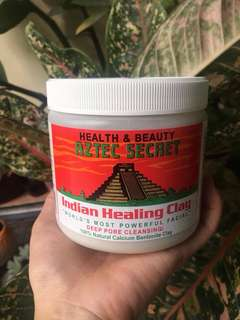 On hand‼️Aztec Secret Indian Healing Clay 🌻