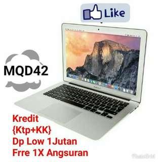 Keredit Macbook Air Mqd42-Ktp+Kk