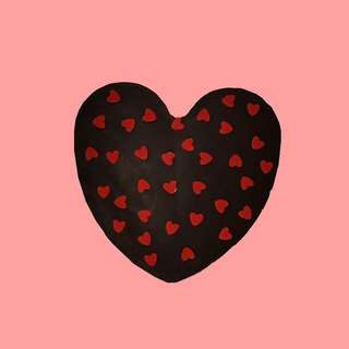 Little heart cake