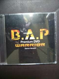 B.A.P Premium DVD WARRIOR Dance Version