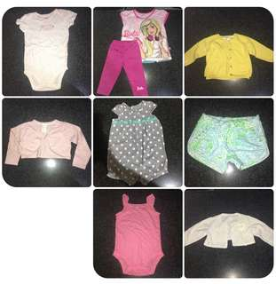 Take all Babies Clothes