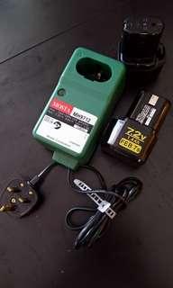 電鑽充電器