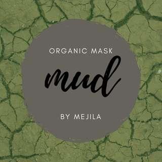 masker organik bubuk