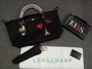 (FREE SF!) Long Champ with Purse