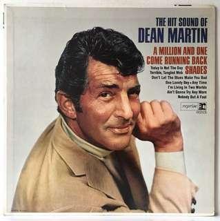 Dean Martin – The Hit Sound Of Dean Martin (1966 US Original - Vinyl is Very Good Plus)