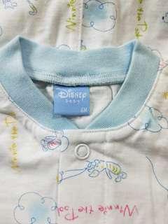 麗嬰房 Baby 連身衣6m(二穿) 100%棉 全新