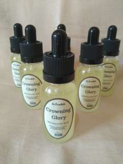 Crowning Glory Hair Serum