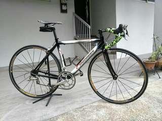 European Fondriest MK40 Roadbike,  size 52