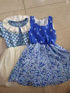 Dress bundle for 4-5 years old