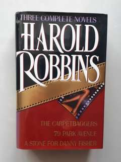 Harold Robbins - 3 Best Sellers in one