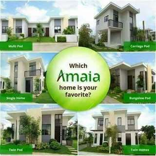 Amaia Scapes ( Rent To Own) House & Lot Package