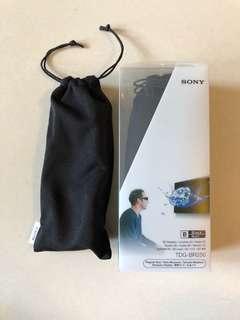2副 Sony 3D Glass TDG-BR250