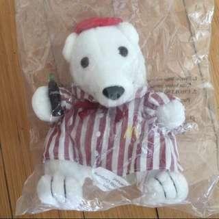 經典可口可樂Polar Bear豆袋
