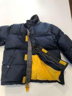 Boys Gap Navy Puffer Jacket