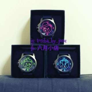 Bigbang x krunk 2018 最新款手錶