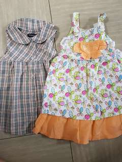 Dress bundle 1-2 years