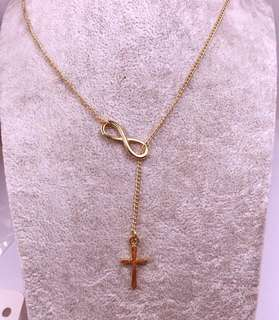 Gold/Silver Plated Necklace