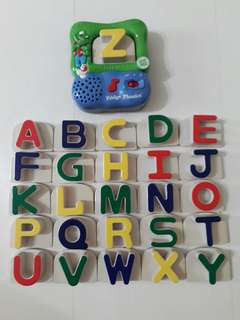 Leapfrog Magnetic Fridge Phonics & Letter Set
