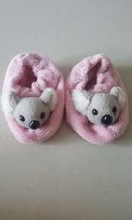 Baby koala bear socks