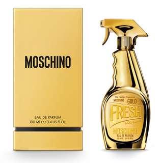 MOSCHINO GOLD FRESH COUTURE EDP FOR WOMEN (100ml) Eau de Parfum