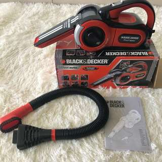 Black & Deck Car Vacuum