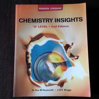 Chemistry Insights